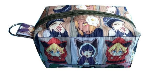 Mini Neceser Boruto Porta Maquillaje Naruto Anime