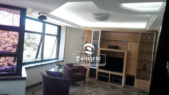 Apartamento Com 4 Dormitórios À Venda, 202 M² Por R$ 1.200.000,00 - Jardim - Santo André/sp - Ap12619