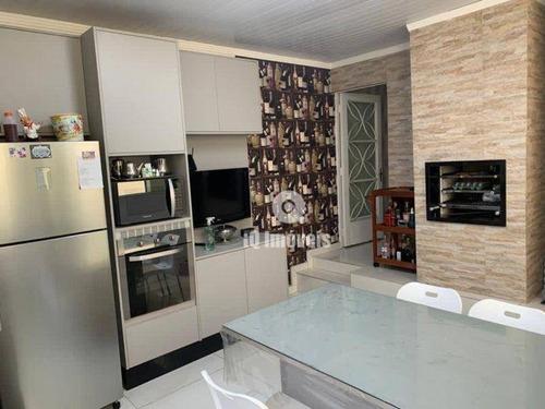 Imagem 1 de 28 de Sobrado Com 3 Dormitórios À Venda, 335 M² Por R$ 2.125.000,00 - Vila Pompeia - Pompéia/sp - So0002