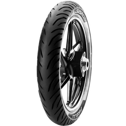 Cubierta Pirelli 90 90 18 Super City Cg Titan Ybr Fas Motos