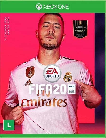 Fifa 20 Xbox One Mídia Digital Libertadores Envio Imediato