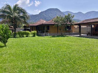 Vendo Belíssima Casa Linear Estilo Colonial Em Condomínio Fechado, Cotia - Guapimirim, Rj. - Co00121 - 33141810