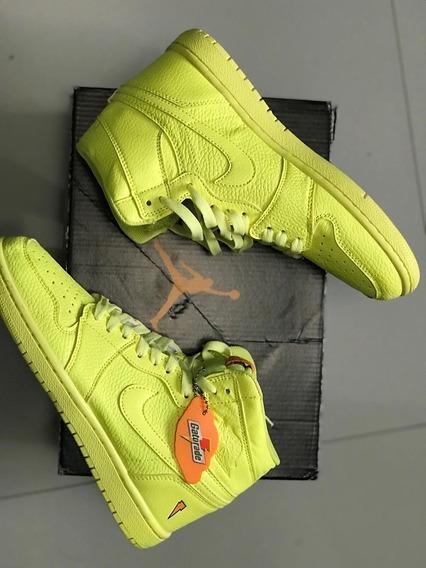 Jordan 1 Gatorade Verde