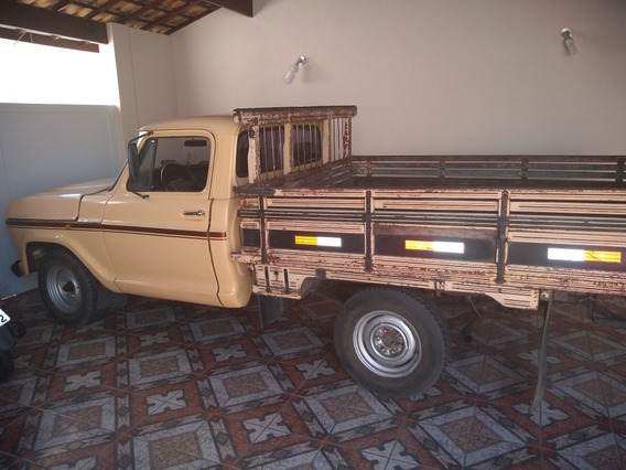 Chevrolet C-10 C 10 4.1 Gasolina 80