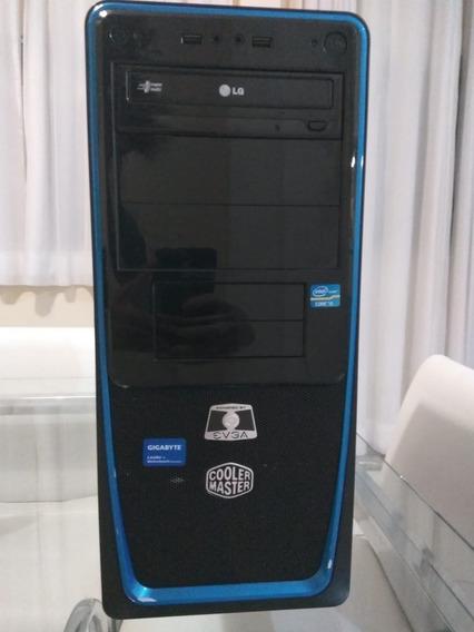 Pc Gamer Usado - Geforce Gtx650ti, Intel I5-3330u, 8gb Ram