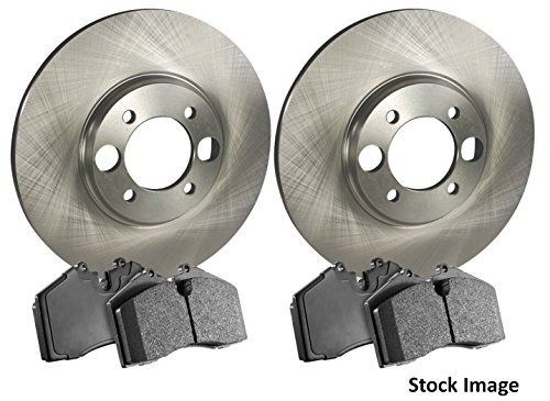 2005 For Chrysler Crossfire Front Disc Brake Rotors And Cera