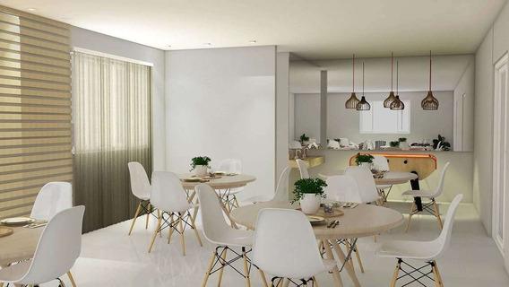 (k.a) Apartamento 2 Dormitorios Opções Com Duas Vagas Cobert