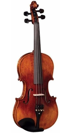 Violino Eagle 4/4 Vk644 Envelhecido Com Case