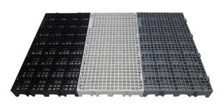 Deck Estrado Plástico Colorido 5 X 25x50 - Leia A Descrição