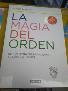 Libro La Magia Del Orden Marie Kondo Original