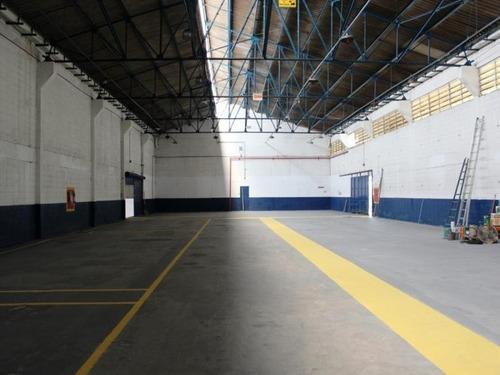 Imagem 1 de 9 de Ref.: 21180 - Galpao Em São Paulo Para Aluguel - 21180