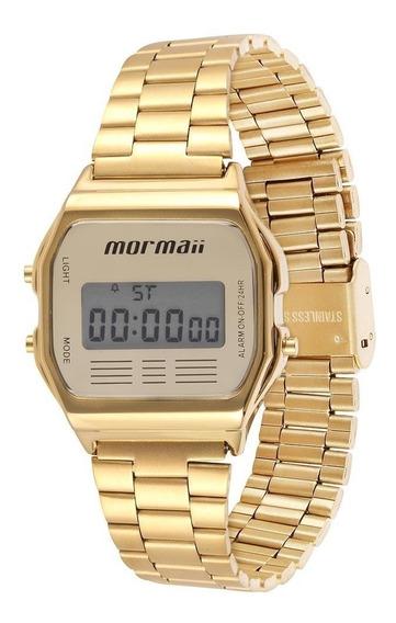 Relógio Mormaii Feminino Digital Vintage Mojh02ab/4d