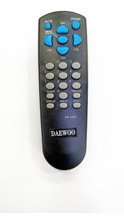 Control Remoto Genérico Para Televisor Daewo Pilas Aa