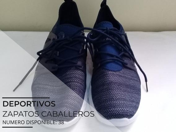 Zapatos Deportivos Para Caballeros Hangten Numero 38