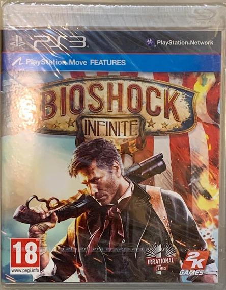 Jogo Bioshock Infinite Ps3 Midia Fisica