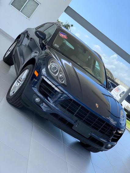 Porsche Macan Américana
