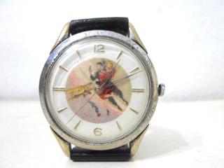 Reloj Pulsera De Hombre Hidalgo Funcionando Ey255