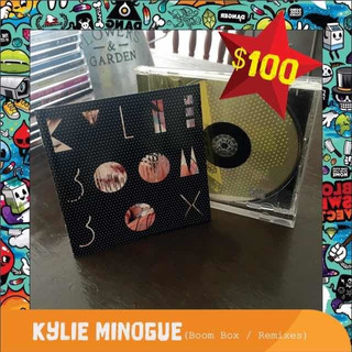 Discos Pop / Kylie, Ariana, Thalía, Gloria Trevi, Ponce,