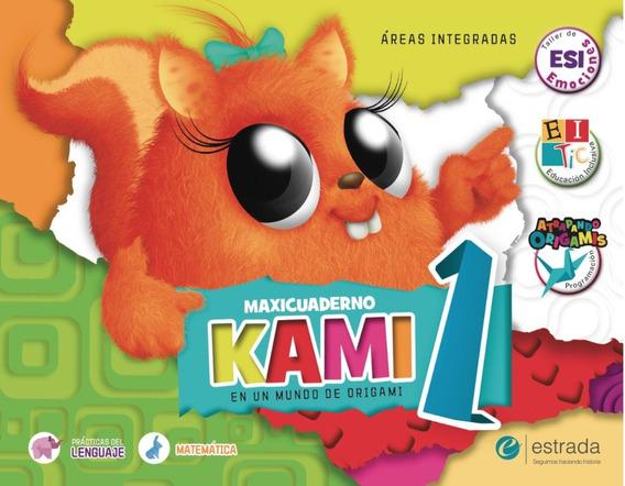 Kami 1 - Maxicuaderno + Libro De Ciencias - Estrada