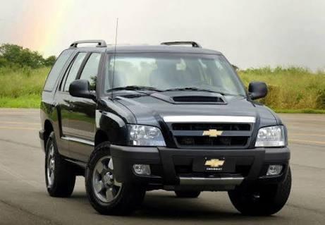 Sucata  Chevrolet Blazer V6 Peças Em Geral