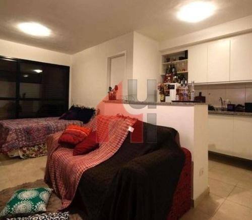 Imagem 1 de 9 de Studio Com 1 Dormitório Para Alugar, 40 M² Por R$ 1.600,00/mês - Vila São José - São Paulo/sp - St0029