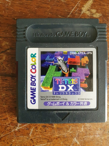 Tetrix Dx (japones) Game Boy Color
