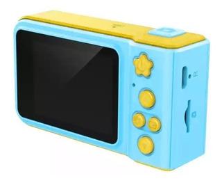 Mini Cámara Fotográfica Digital Para Niños