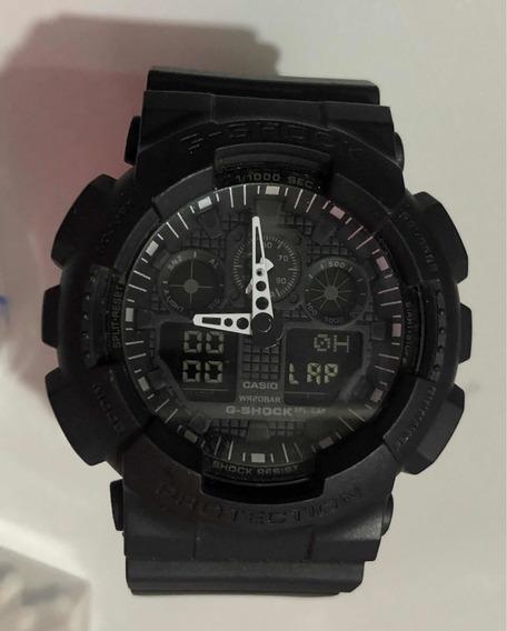 Relógio G-shock Ga-100 1a1