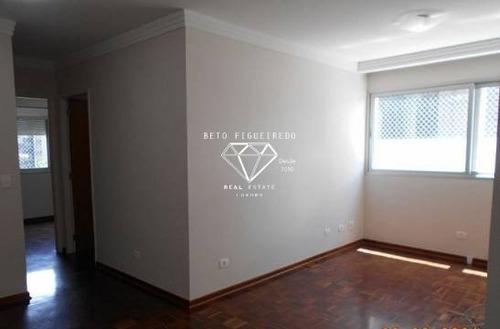 Apartamento - Brooklin Paulista - Ref: 4334 - L-saocarlswj