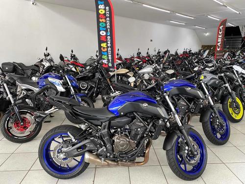 Yamaha Mt 07 2020