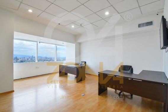 Oficina En Renta, Torre Wtc, Piso 32 De 95 M2, Excelente Pre