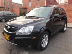 Chevrolet Captiva Sport At 2400cc 5p 4x2 Ct Tc 2011