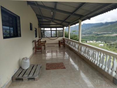 Linda Quinta De 5hectareas Con Dos Casas Con Piscina