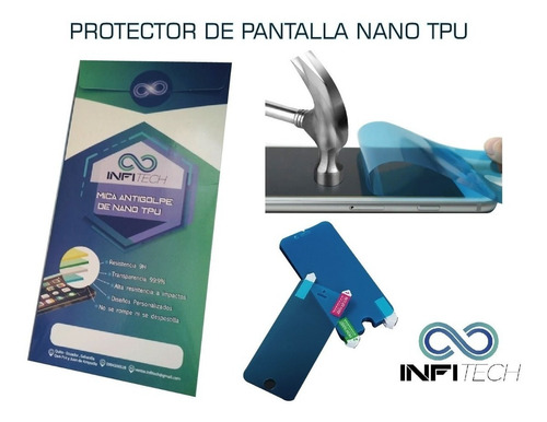Micas Antigolpes Nano Tpu Sony Xperia Z5 Compact Posterior