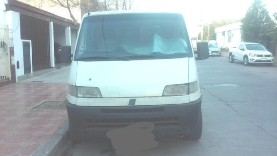Fiat,ducato. Modelo 98