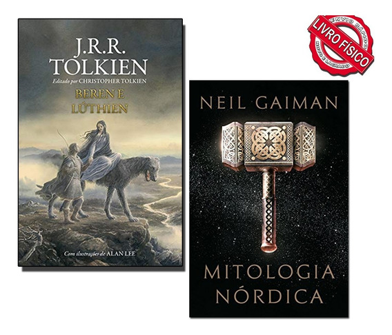 Beren E Lúthien - Tolkien + Mitologia Nordica - Gaiman