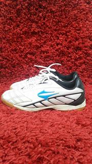 592 Tênis Topper, Branco Para Futsal