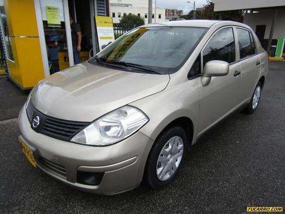 Nissan Tiida Mt 1800cc Aa