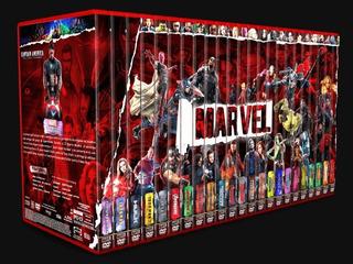 Avengers Películas Dvd Marvel Coleccion