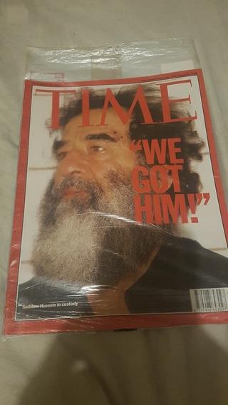 Revista Time Magazine Dezembro/2003 Lacrada