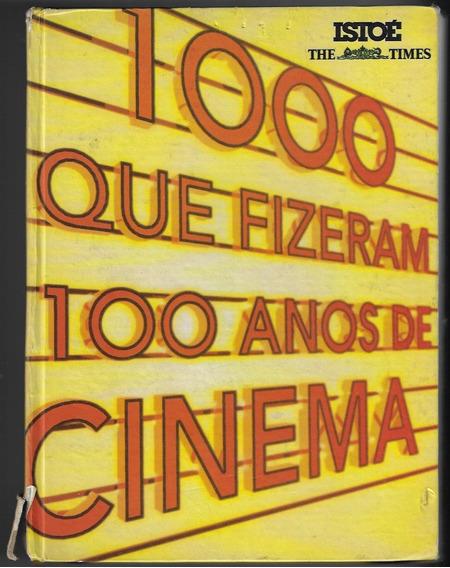Livro 1.000 Que Fizeram 100 Anos De Cinema Robin Morgan 1995