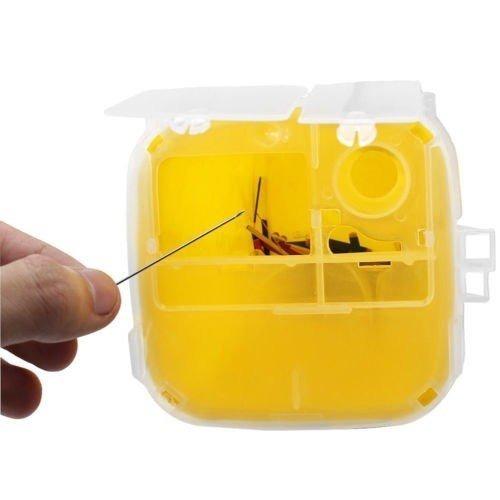 Proteção Biológica - Micropigmentação Agulhas E Lâminas