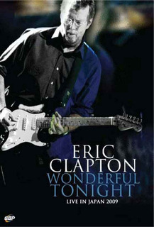 Dvd - Eric Clapton Wonderful