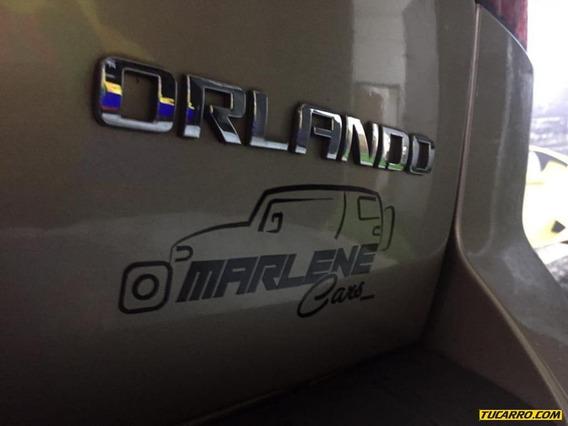 Chevrolet Orlando Ltz Automatica