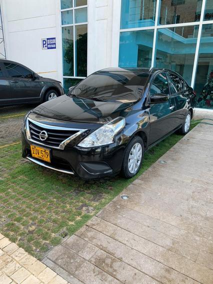 Nissan Versa 2016 1.6 Automatico