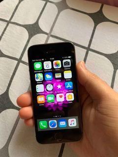 iPhone 5s 16gb Semi Novo, Acompanha Caixa E Carregador