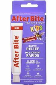 Pomada After Bite Kids Criança Infantil Picada Mosquito