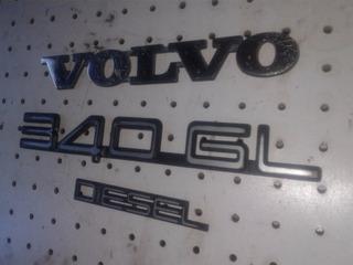 Insignias Originales Volvo