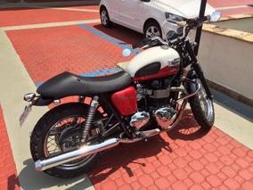 Triumph Bonneville T100 865cc Customizada Linda!!!!