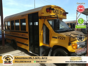 Autobus Escolar Microbus Ford E-350 2006